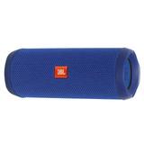 Parlante Portátil Jbl Flip4 Azul
