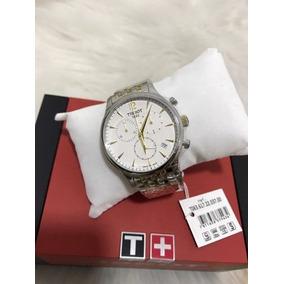 94aad05bfe3 Relogio 2405 Tissot Branco Misto Garantia 12x Sem Juros - Relógios ...