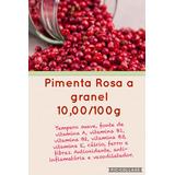 Pimenta Rosa A Granel