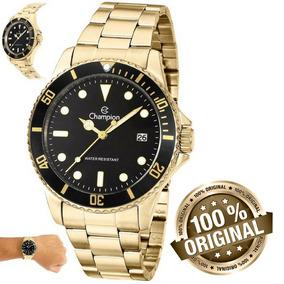 7bd711f4b83 Relogio Champion Feminino Com Numeros Grandes - Relógios De Pulso no ...
