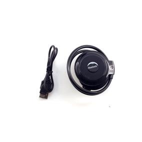Fone De Ouvido Headset Com Gancho Bluetooth Preto A10256