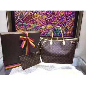 Cartera Monogram Louis Vuitton Con Factura Y Qr Code
