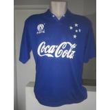 93c38b6557 Camisa Cruzeiro Antigas - Camisa Cruzeiro Masculina no Mercado Livre ...