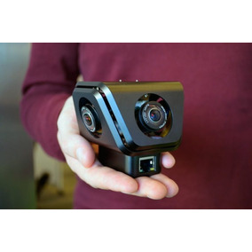 Câmera 360 Orah 4i 4k Pro Streaming Ao Vivo Facebook Youtube