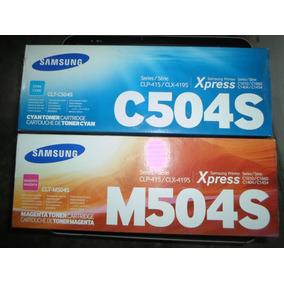 Samsung C504s Y M504s