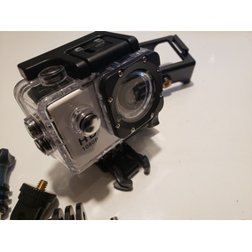 Camera Filmadora De Ação Tipo Sj4000 1080p Hd Prova D