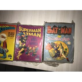 Coleção Invictus - Batman E Superman - Editora Nova Sampa
