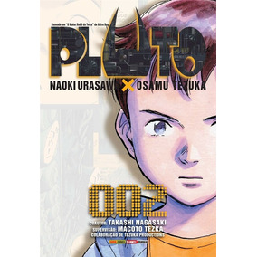 Pluto - Edição 1 - 2 - 3 - 4 - 5 - 6 - 7