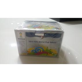 Box Figurinhas Copa 2014 - 100 Envelopes - Frete Gratis