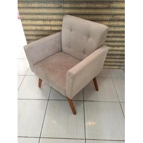Poltrona Cadeira Para Sala