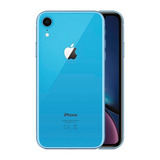 iPhone Xr 256gb Azul Lacrado Com Nota Fiscal