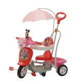 Triciclo Infantil Minnie Rosa Sr-44r Disney
