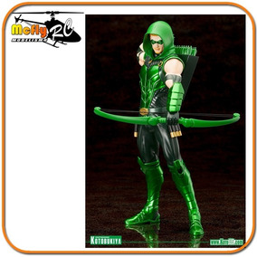 Arqueiro Verde New 52 Green Arrow Kotobukiya Dc Comics Artfx