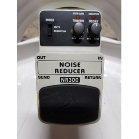 Pedal Behringer Noise Reducer Behringer Nr300 - Conservado!!