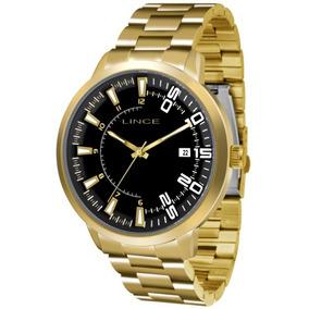 9568e4f1f60 Relogio Lince Com Fundo Preto - Relógios De Pulso no Mercado Livre ...