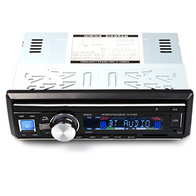 1068 Auto Estéreo Mp3 1din Bluetooth Usb,sd,aux Mic