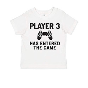 Playera Divertida Para Bebé