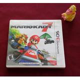 Mario Kart 7 Nintendo 3ds Muy Buen Juego! :)