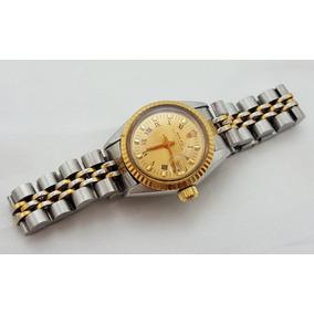 Relógio Feminino Rolex Italianinho Anos 60 Máquina Eta 2671