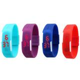 Reloj Led Digital Deportivo Silicon Unisex Colores /e