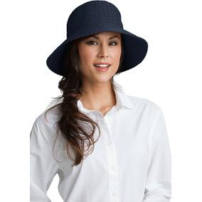 Sombrero Pava Para Sol Accesorio De Vacaciones - Sombreros para ... f9fb525ce0b