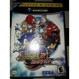 Game Cube Sonic Adventure2