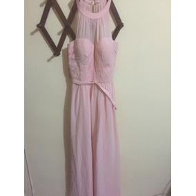 Vestidos de noche en color rosa