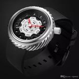 47b5f4ec904 Relogio Miyota Break Watch Design Pneu Diver 30m Citizen