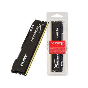 Memória Desktop Ddr4 Kingston Hx424c15fb2/8 Fury 8gb 2400mhz