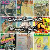 Coleccion Humor Para Adulto Antiguas Revistas Envio Gratis