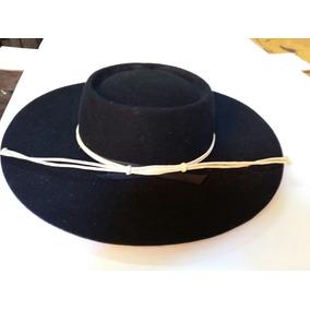 Sombreros De Paño Gaucho Con Toquilla Y Barbijo