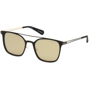 0311d4c1aaf47 Guess Gu 6599p Óculos Aviador Espelhado Original De Sol - Óculos no ...