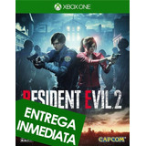 Resident Evil 2 Deluxe Edition Para Xbox One Juegas Online