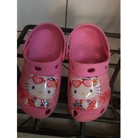 Crocs Hello Kitty Num 20 21