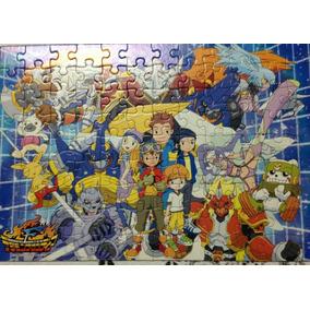 Brinquedo Quebra Cabeça Digimon Frontier Original Do Japão