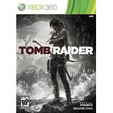 Tomb Raider Código Digital Xbox 360