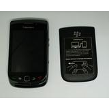 Blackberry Bb9800 Preto Com Avaria Sem Garantia