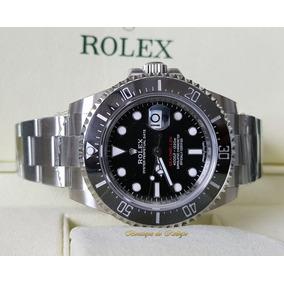 Relógio Eta - Rolex Sea-dweller 43mm - Arf Best Edit Aço 904