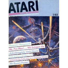 Atari Revista Atari Club Coleção Digital Versão Alemã