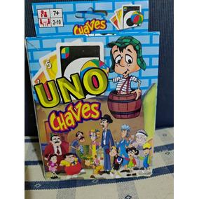 e3ef85a497 Jogo Uno Chaves - Jogos no Mercado Livre Brasil