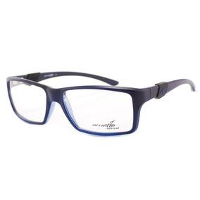 Armacao Oculos Masculino Arnette - Óculos Azul no Mercado Livre Brasil 525ce27996