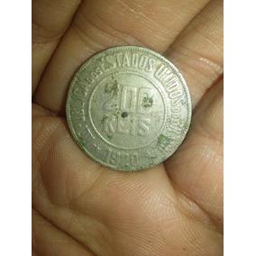 Moeda Brasileira De 1920