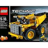Lego 42035 Original Camión Minero Technic
