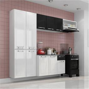 Cozinha Compacta Itatiaia Amanda Com Tampo