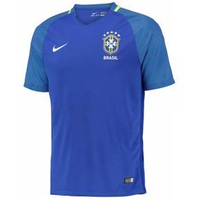 Jersey Original Nike Selección Brasil Visita Copa America 16 e35d3273f7a59