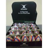 Llavero Balón De Rugby Selección Chilena Gilbert