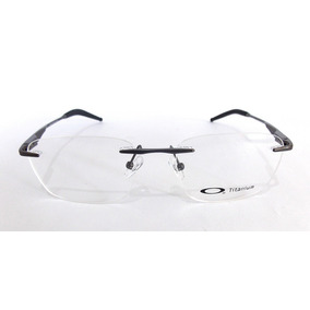 Óculos De Grau Oakley Titanium Wingfold Ox5115 Lançamento 9c2b62b47d