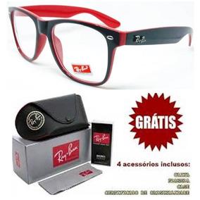 Oculos De Grau Feminino Vermelho Armacoes Ray Ban Sao Paulo - Óculos ... fe5d5ca25d