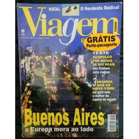 Revista Viagem E Turismo 7 Buenos Aires Acapulco - Maio 1996