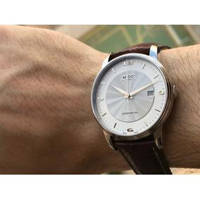 bdd3360d3dc Relógio Mido Baroncelli Iii Automatic Chronometer Cosc